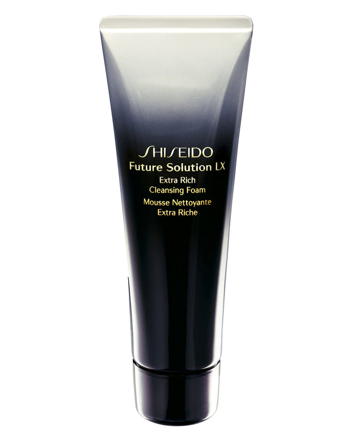 Shiseido Future Solution LX Extra Rich Cleansing Foam 4.7 oz / 125ML