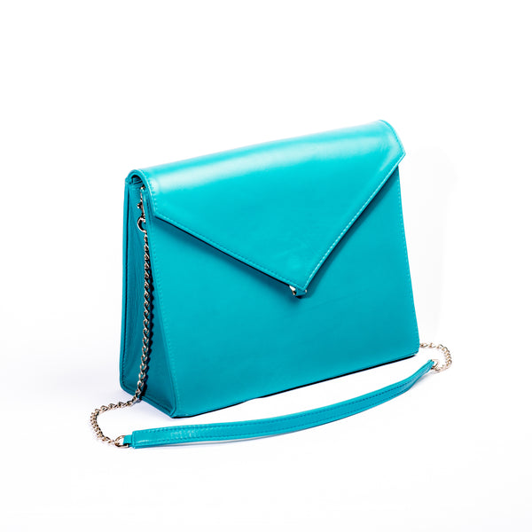 Titania Designer Cross body Bag - Leather