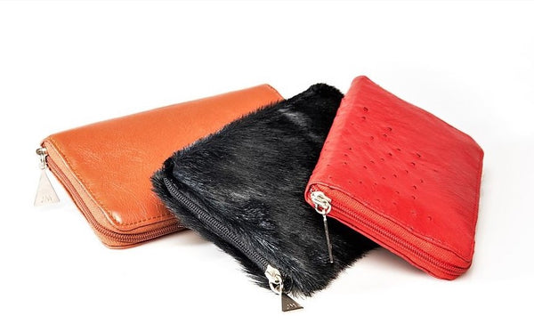 Odile Wallet - Various Leather