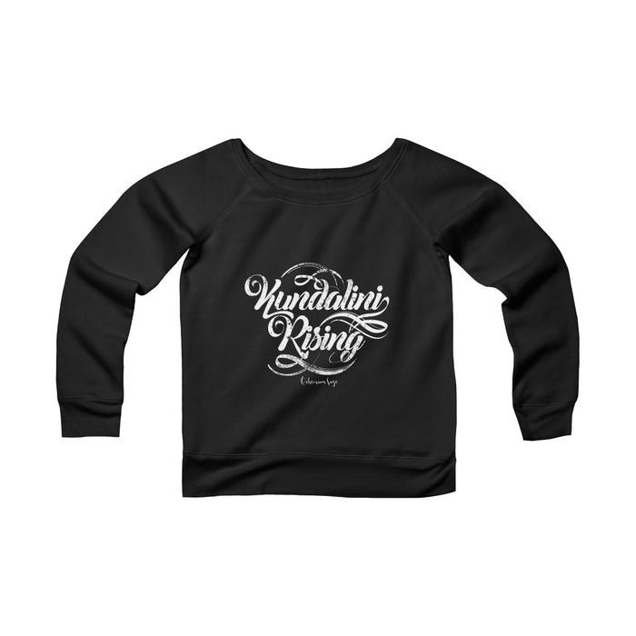 Women's Yoga Off the Shoulder Sweatshirt | Kundalini Rising