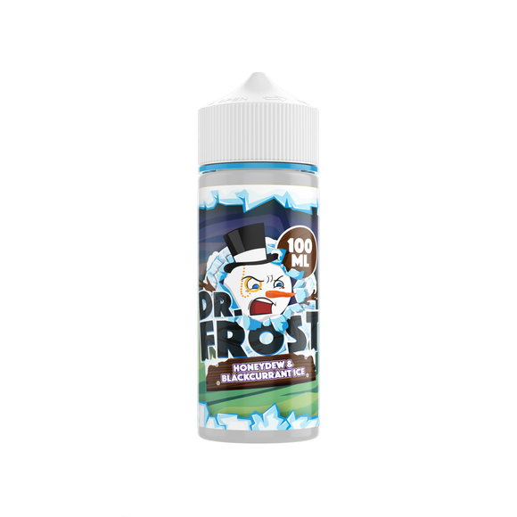 DR FROST,POLAR ICE VAPES,HONEYDEW & BLACKCURRANT ICE,E-LIQUID,70VG,30PG,HUFF N PUFF VAPOURS