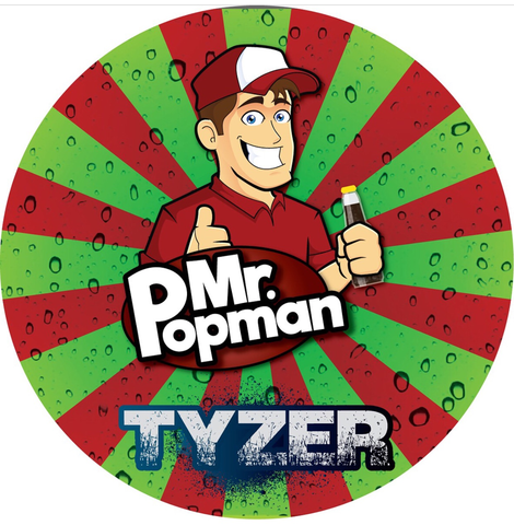 Tyzer By Mr Popman (80ml) & Nicotine Boosters