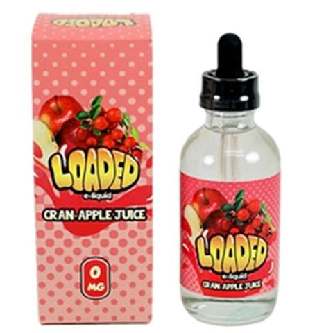 Cran Apple Juice by Loaded E-Liquid (120ml) & Nicotine Boosters
