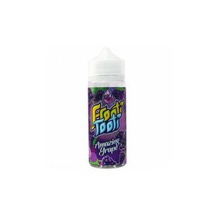 FROOTI TOOTI,SHORTFILL,AMAZING GRAPE,E-LIQUID,70VG,30PG,HUFF N PUFF VAPOURS