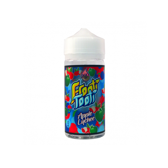 FROOTI TOOTI,SHORTFILL,APPLE LYCHEE,E-LIQUID,70VG,30PG,HUFF N PUFF VAPOURS