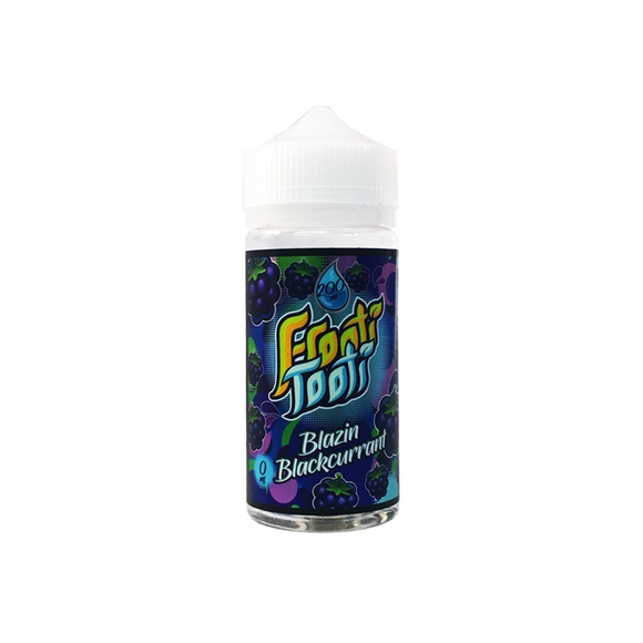 FROOTI TOOTI,SHORTFILL,BLAZIN BLACKCURRANT,E-LIQUID,70VG,30PG,HUFF N PUFF VAPOURS