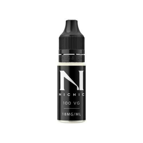 NICOTINE SHOT 10ML BY NIC NIC