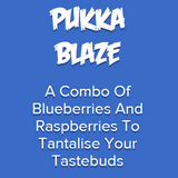 Pukka Juice | Huff N Puff Vapours | Great Yarmouth