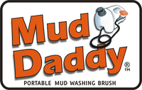 Mud daddy portable pressure dog horse outdoor shower