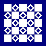 All Squared Piecing Pattern
