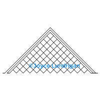 Crosshatch Channel P2P Triangle Set