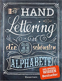Hand Lettering Buch