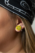 Campfire Aboriginal Studs - Cut out