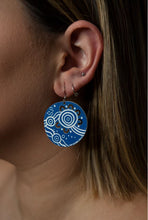 Saltwater - Glam Edition - Aboriginal Earrings