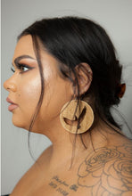 Big Beautiful Bunjil Earrings