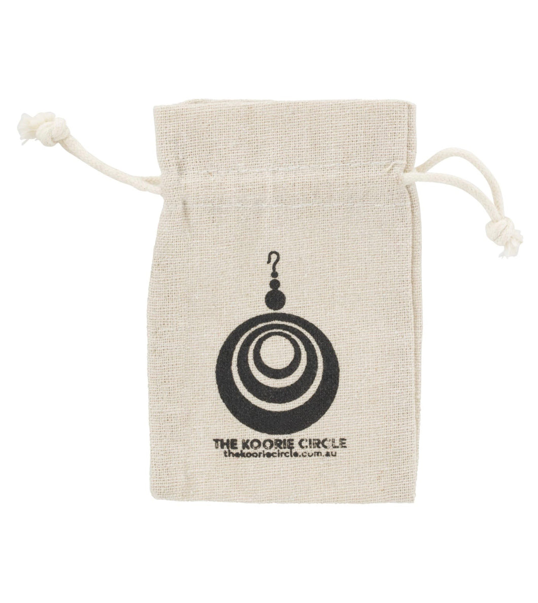 The Koorie Circle Canvas Gift Bags