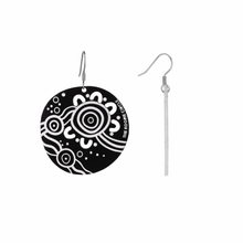 Aboriginal Saltwater Earrings The Koorie Circle