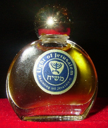 Anointing Oil: Light of Jerusalem