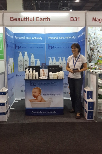 Beautiful Earth launches complete Baby Care range