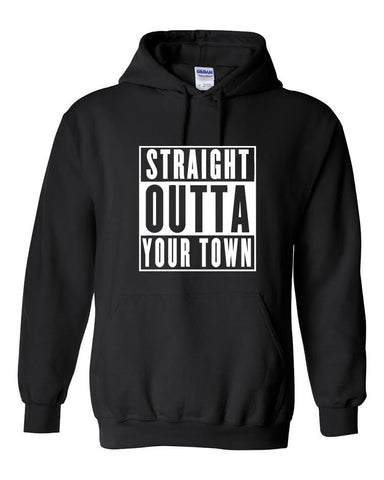 Straight Outta Somewhere