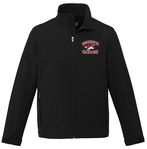 Coyotes Soft Shell Jacket (3 Seasons)