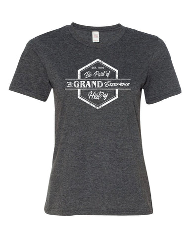 The Grand Experience - Be Part of History - Ladies Tee