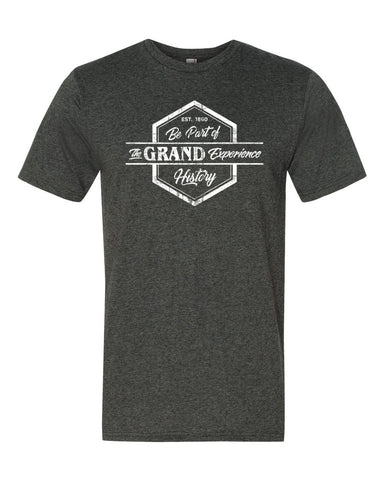 The Grand Experience - Be Part of History - Mens Tee