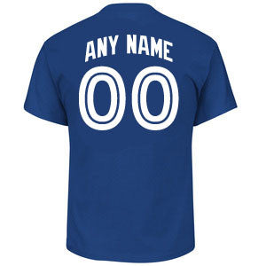 Blue Jays Player Tee (CUSTOMIZED)