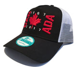 CAN ADA Flag New Era Mesh Back