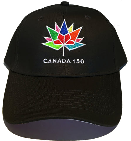 Official Canada 150 Adjustable Hat