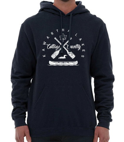 *NEW 2020* Cottage Country - Kawartha Lakes Premium Hoodie