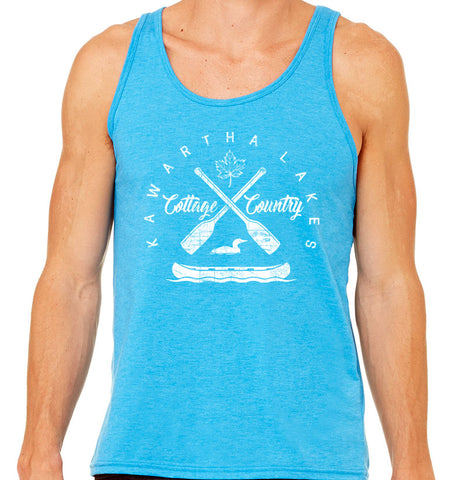 *NEW 2020* Cottage Country - Kawartha Lakes Unisex Tank Top