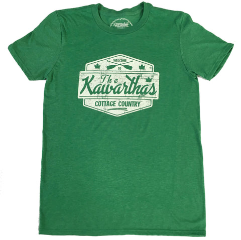 Cottage Country - The Kawarthas Unisex Tee