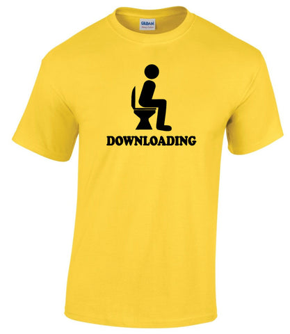 Downloading Tee