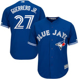 Blue Jays Replica Adult Alternate Jersey by Majestic (GUERRERO JR.)