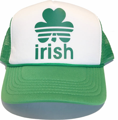 Irish Trucker Mesh Back