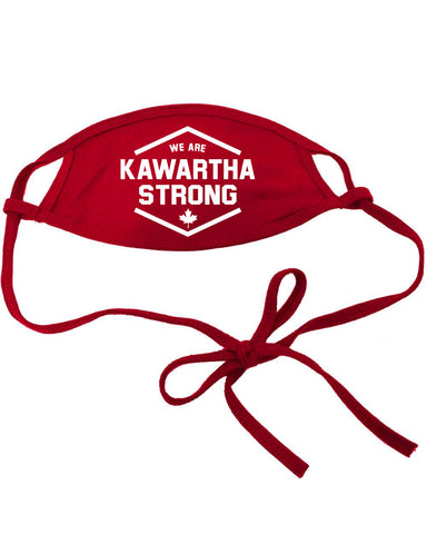 Kawartha Strong Face Mask