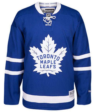 Toronto Maple Leafs Adult Home Jersey (BLANK)