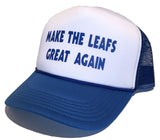 Make The Leafs Great Again Trucker Mesh Back