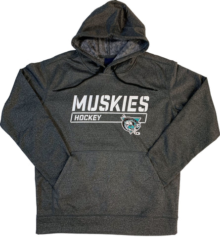 *NEW 2020* Muskies Team Performance Hockey Hoodie