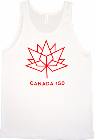 Official Canada 150 Soft Unisex Tank