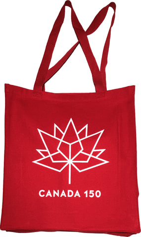 Official Canada 150 Canvas Shopper