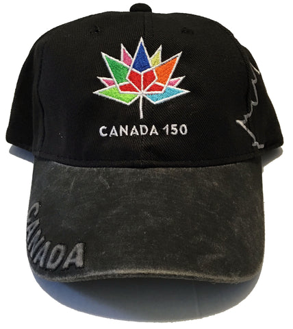 Official Canada 150 Vintage Peak Hat
