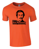 Ron Burgundy Knows Women Tee
