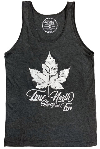 True North Strong & Free Tank Top