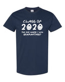 Class of 2020 - The one where I was Quarantined