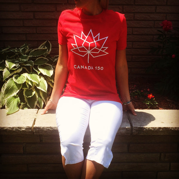 Official Canada 150 Unisex Tee
