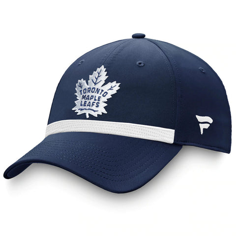 Men's Toronto Maple Leafs Fanatics Branded Blue/White 2020 NHL Draft - Authentic Pro Flex Hat