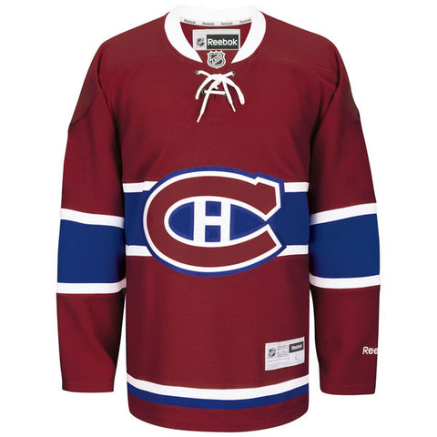 Montreal Canadiens Adult Home Jersey (BLANK)