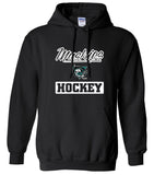 Muskies Team Fleece Hoodie (CUSTOMIZED WITH NUMBER *OPTIONAL)